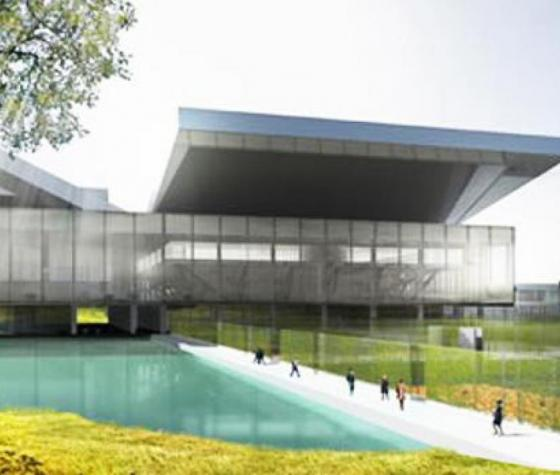 multifunctional sports complex