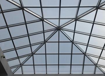 pyramid skyligh polycarbonate