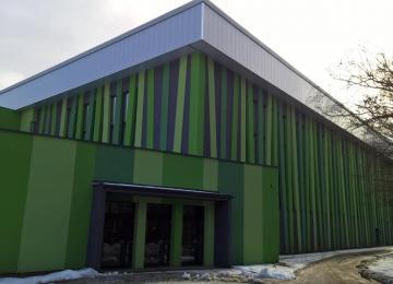 Sport Stadium in Litvínov