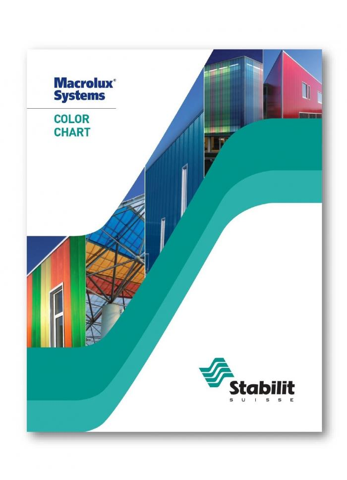 Color chart Macrolux Systems